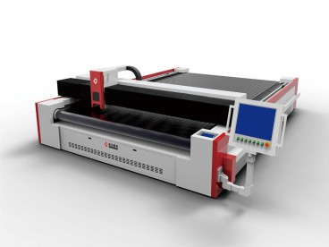 CO2 Laser Cutter for Woven Heat Shrinking Protection Sleeve