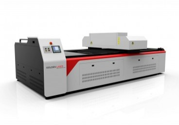 Flatbed CO2 Gantry and Galvo Laser Cutting Engraving Machine