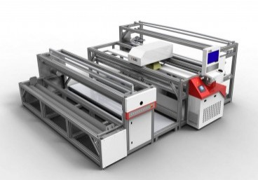 lace laser cutting machine