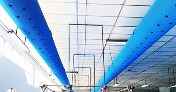 fabric air ducts