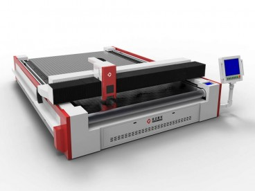 High Speed Automatic Textile Fabric Laser Cutting Machine