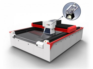 I-Galvo & Gantry Laser Engraving Cutting Machine for Textile, Isikhumba
