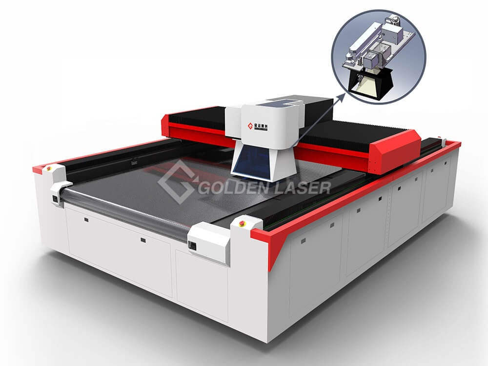 galvo laser engraving cutting machine