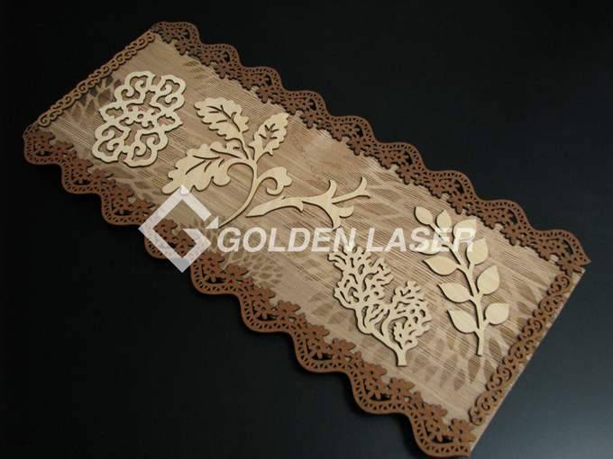 laser cutting and engraving wood